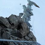 Cabane Bertol Ladders