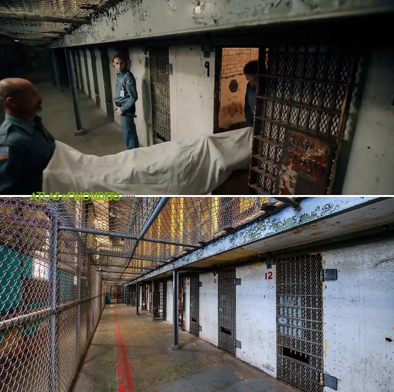 Castle Rock Shawshank prison