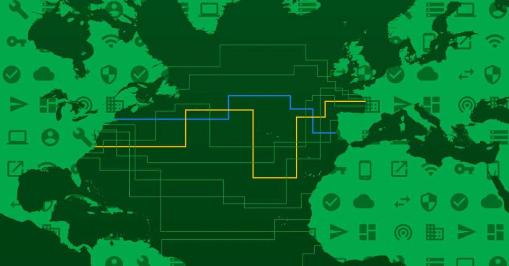 Google construirá un nuevo cable submarino entre Estados Unidos y Francia
