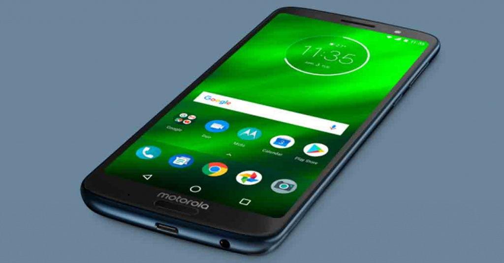 Motorola Moto G6, G6 Play y G6 Plus: características técnicas, precio y disponibilidad