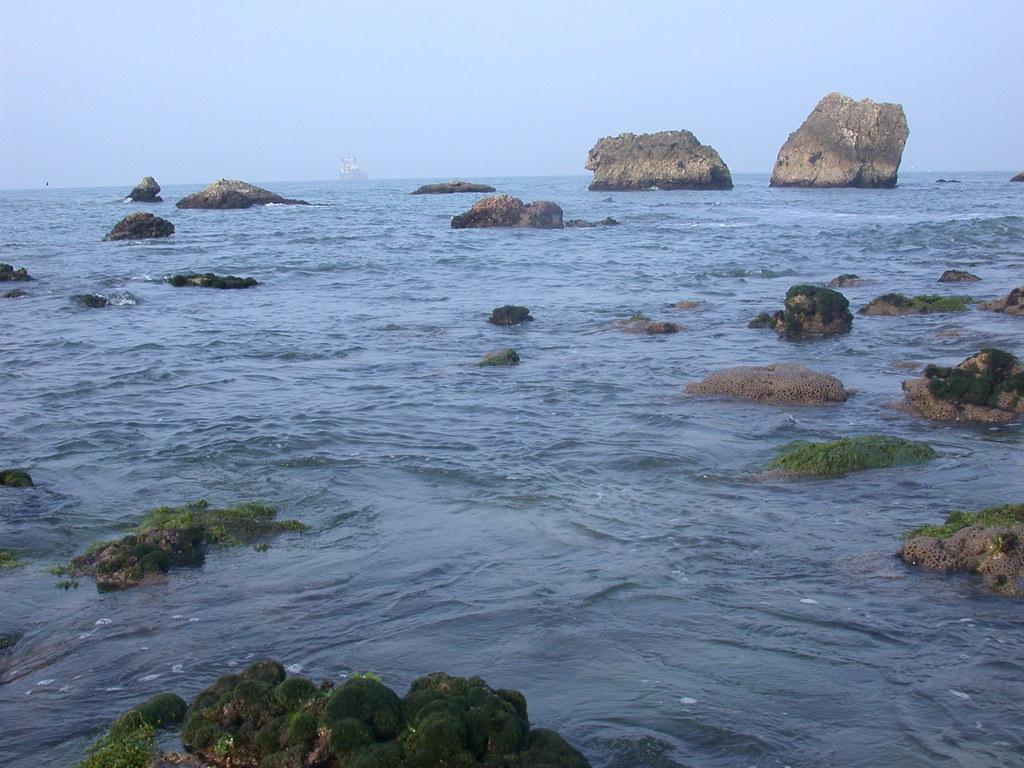 2005柴山腳下的潮池