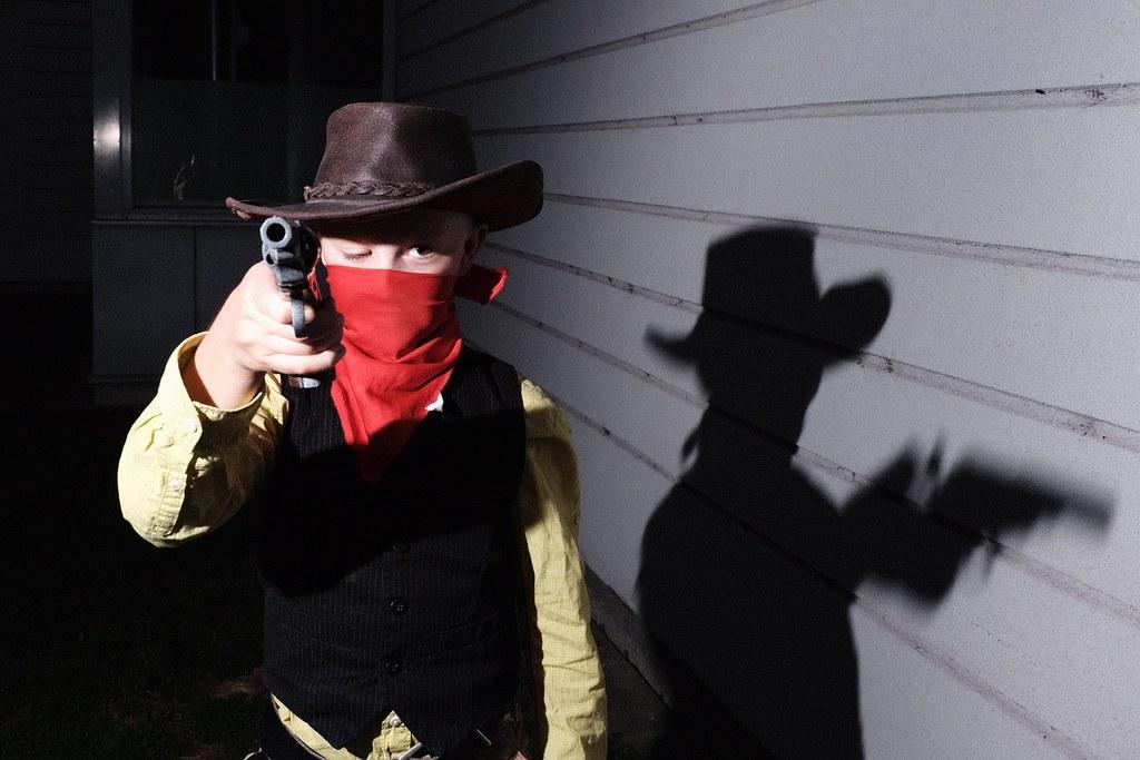 Gunslinger | by Jimmy Dovholt