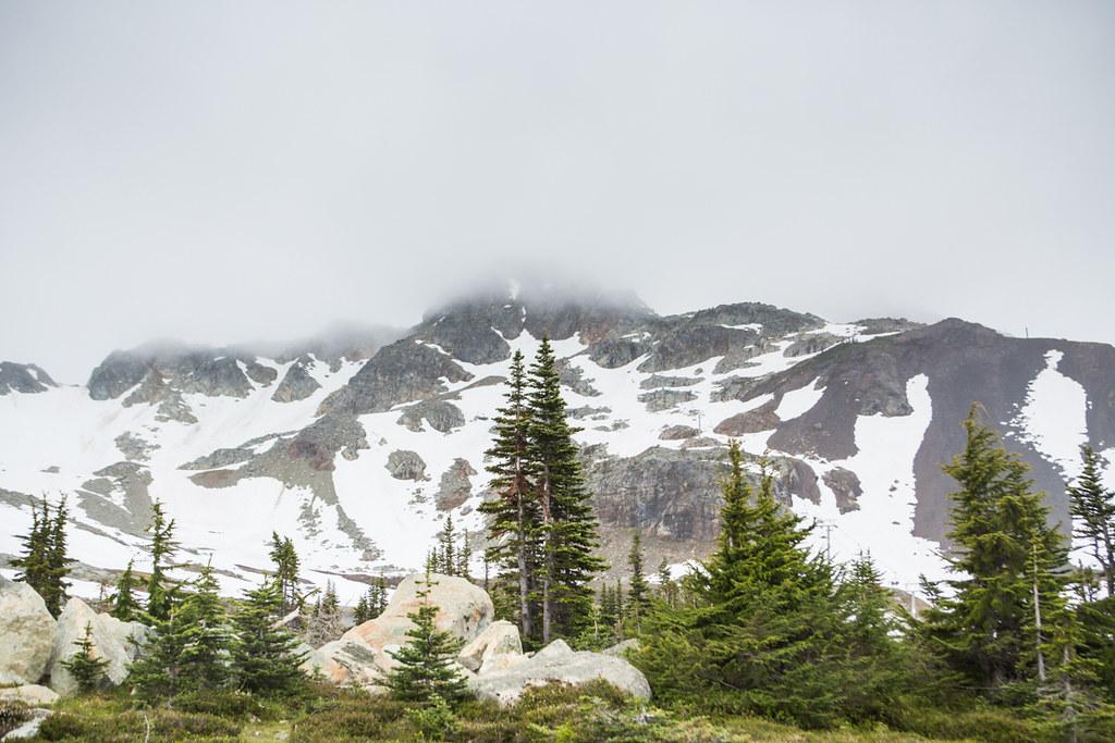 Walk along the Peak Express Traverse