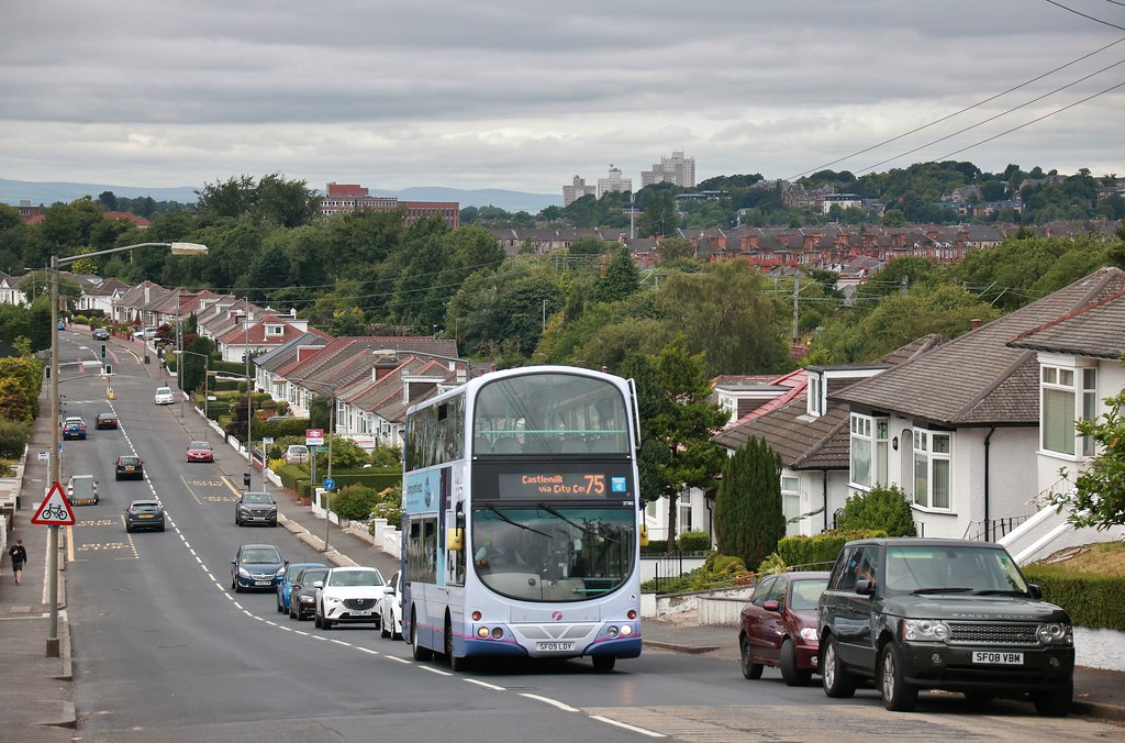 First Glasgow Sf Route 75 Menock Rd Glasgow