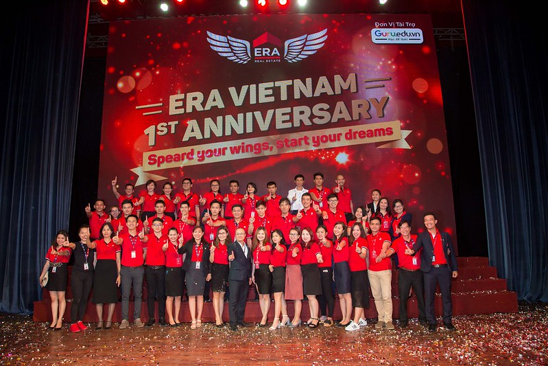 ERA Vietnam - 1st Anniversary team Galaxy