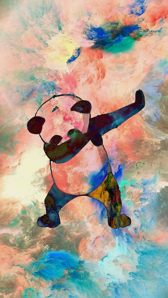 Fortnite Wallpaper Iphone Dabbing Panda Wallpaper Flickr