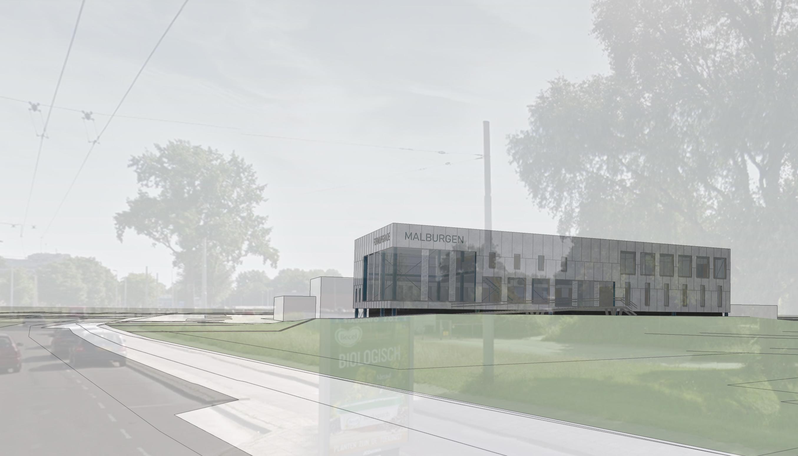 Impressie Factor Architecten BV