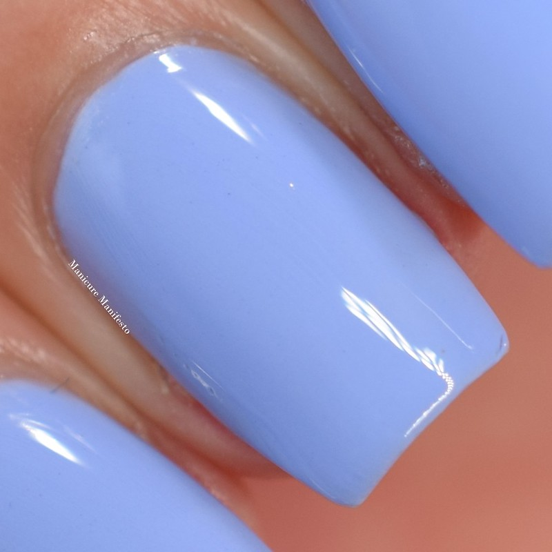 Beyond The Nail Popping Periwinkle swatch