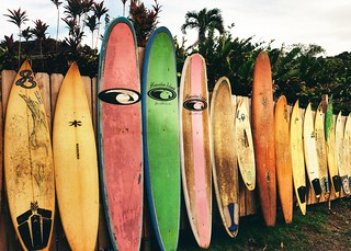 Surfboards, Maui | by The Digital Story