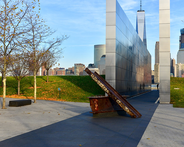 Empty Sky Memorial de Nueva York