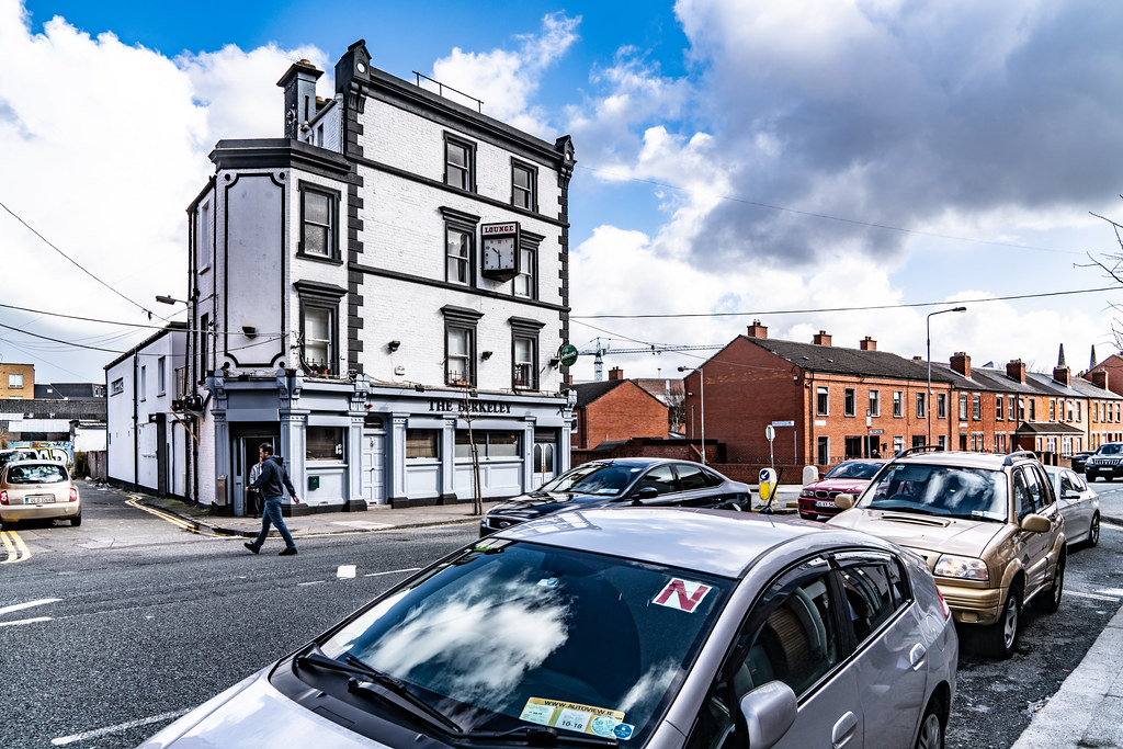 THE BERKELEY PUB MOUNTJOY STREET 003
