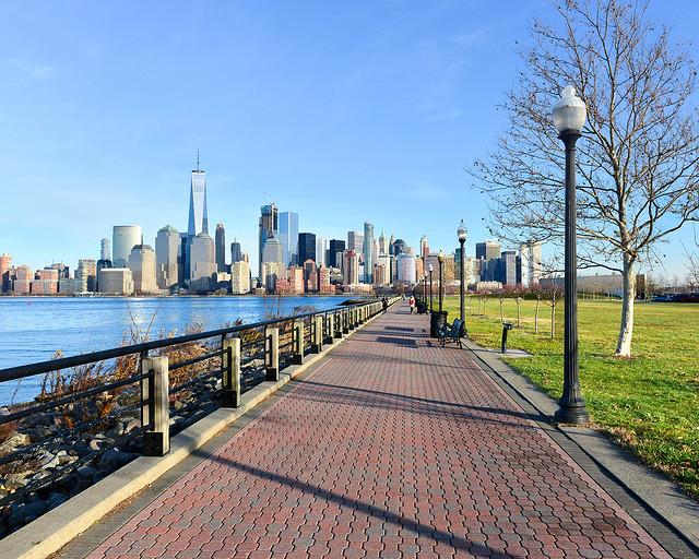 Parque Empty Sky Memorial de Nueva York