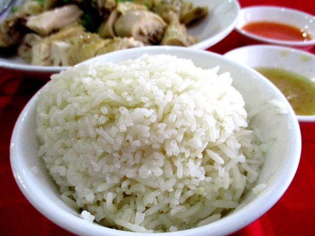 New Capital Restaurant chicken rice