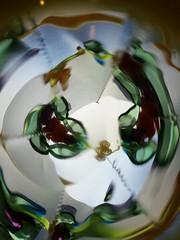 モスバーガーのおまけの万華鏡