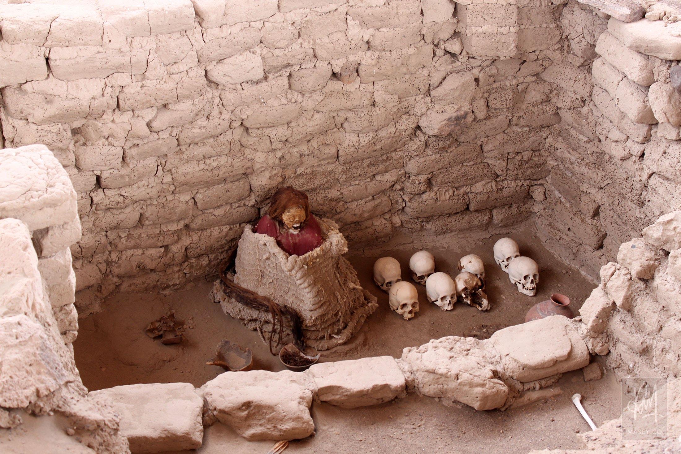 G Adventures South America: Day 4 - Nazca