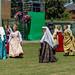 Medieval dancing