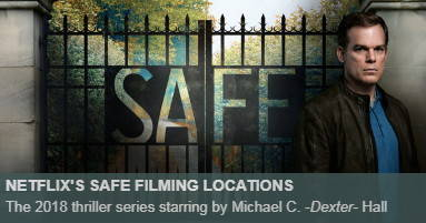 Where is safe filmed