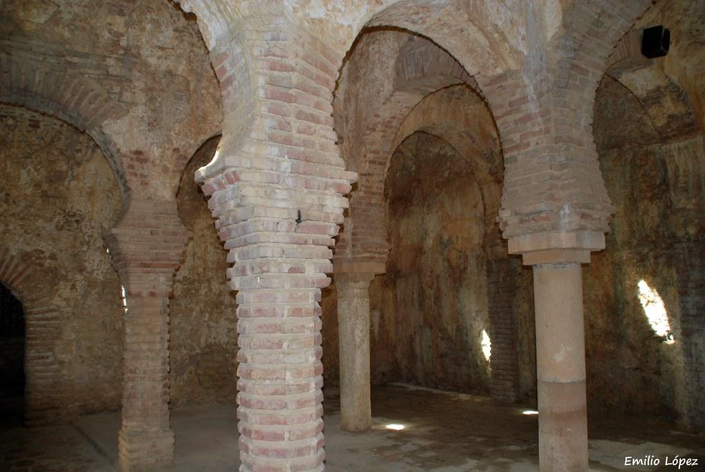 Baños Arabes San Miguel | Banos Arabes De San Miguel Ronda Su Construccion Data De Flickr