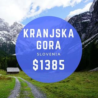 Kranjska Gora, Slovenia $1385 mo