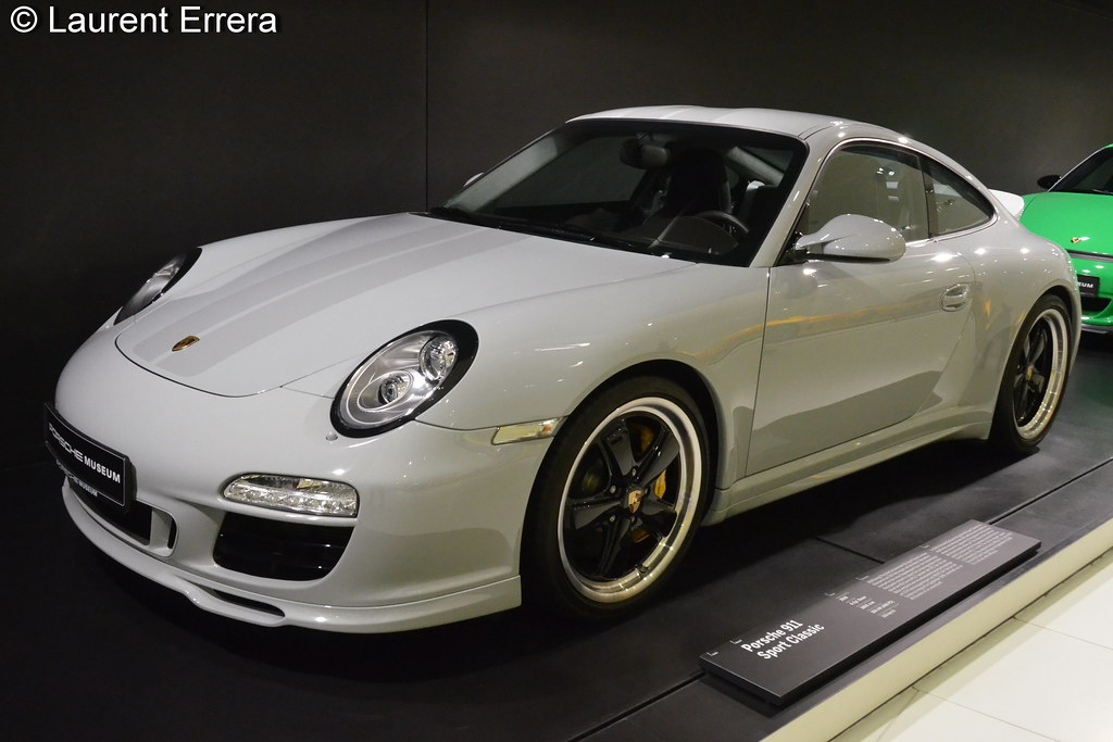 Porsche 911 997 Sport Classic 2010 Porsche Museum Road Flickr