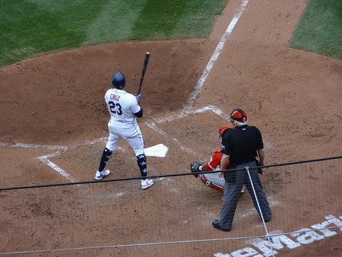 Nelson Cruz at bat. | by dave_mcmt