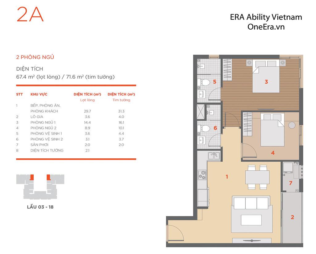 Mặt bằng tầng và thiết kế căn hộ Hausneo 47