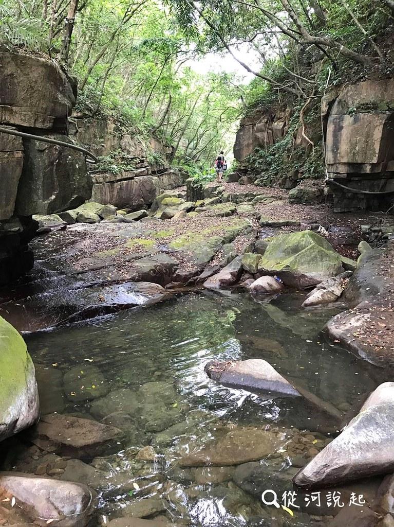 5_繼續往上游走,看見自然溪流的原貌