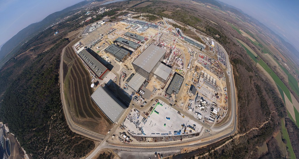 Photo by EJF Riche / ITER Organization