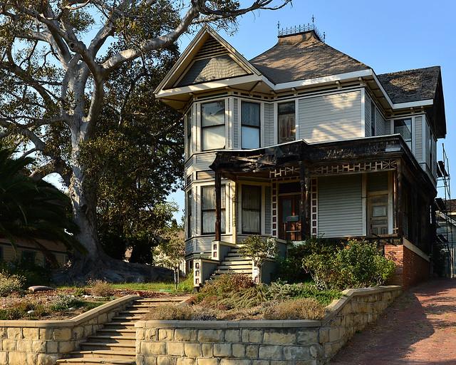 La casa del videoclip de Thriller en Los Angeles