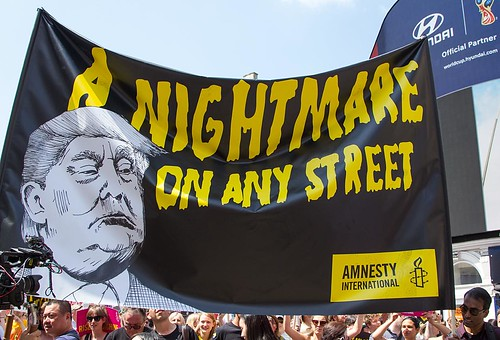 Trump - A Nightmare on Any Street | by chrisjohnbeckett