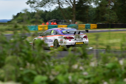 Michael Caine, Volkswagen CC, British Touring Car Championship, Croft 2018