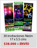 Invitaciones Fiesta de Cumpleaños