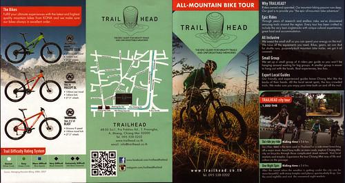 Brochure Trailhead - Day Tours Chiang Mai Thailand 1