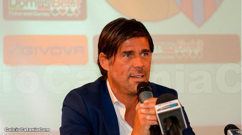 Andrea Sottil nuovo tecnico del Catania