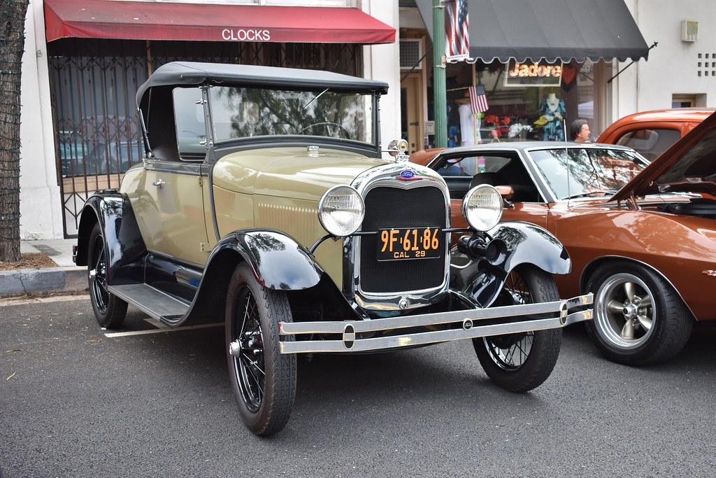 Th Annual Old Town Montrose Car Show Th Annual Old Tow Flickr - Old town car show