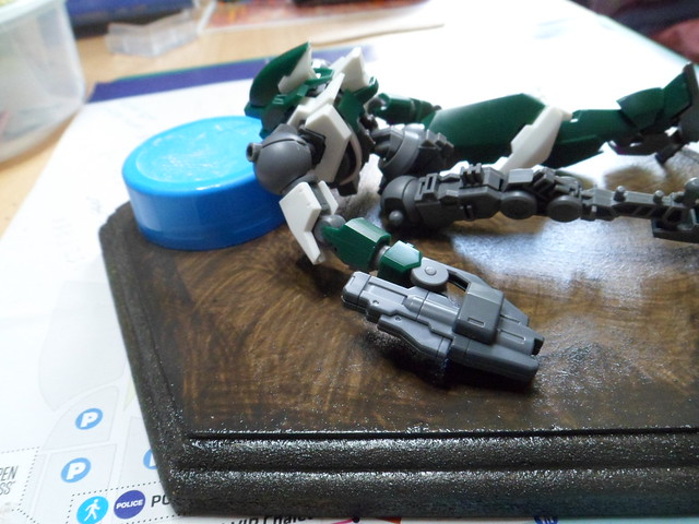 Défi moins de kits en cours : Diorama figurine Reginlaze [Bandai 1/144] *** Nouveau dio terminée en pg 5 42557411094_158f88e08d_z
