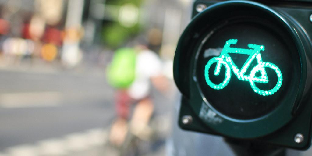 Fahrrad Ampel Fahrrad Ampel In Dresden Adfcsachsen Flickr