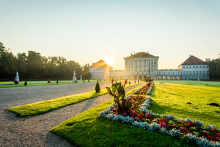 Morning at Nymphenburg Palace | by danny_linden
