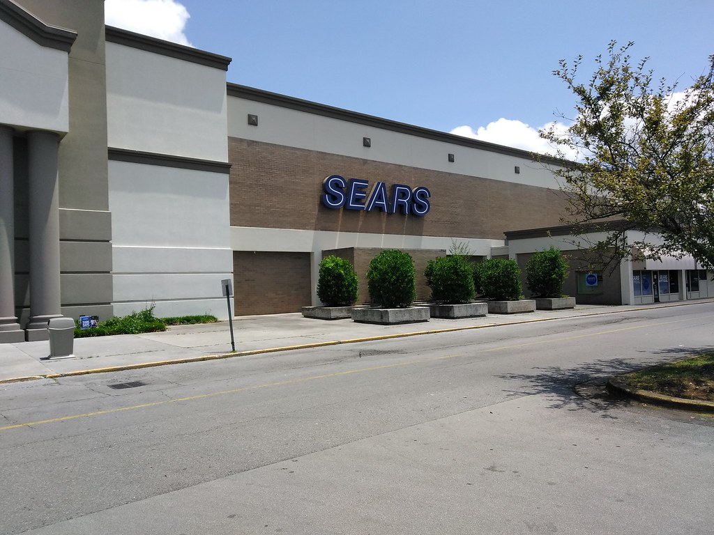 Sears West Town Mall Knoxville Tennessee Jamie Middleton