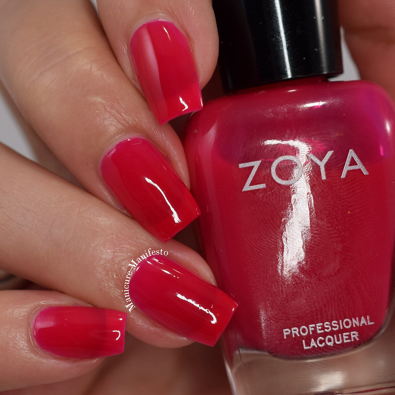 Zoya Jelly Brites swatch