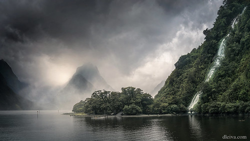 Milford Sound Fjiord, New Zealand | by dleiva