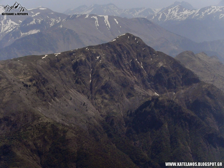 βερουσια προφητης ηλιας καρδιτσας αργιθεα βουνα