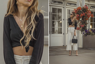 high_waisted_wide_white_jeans_clear_shoes_heels_street_style_outfit_fashion_blogger_vintage_lena_juice_the_white_ocean_08 | by Lena Juice