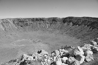 meteor crater | by Sclafani