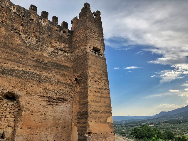 Castillo de Socovos (Sierra del Segura y Alcaraz, Albacete)