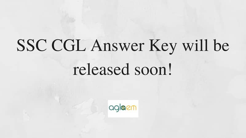 SSC CGL 2018 Answer Key   Download Here!