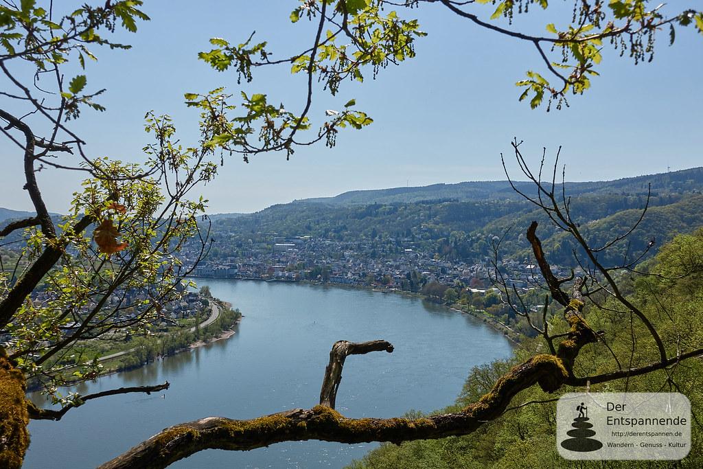 Klettersteig Rhein : Blick auf rhein und boppard mittelrhein klettersteig bei bu flickr