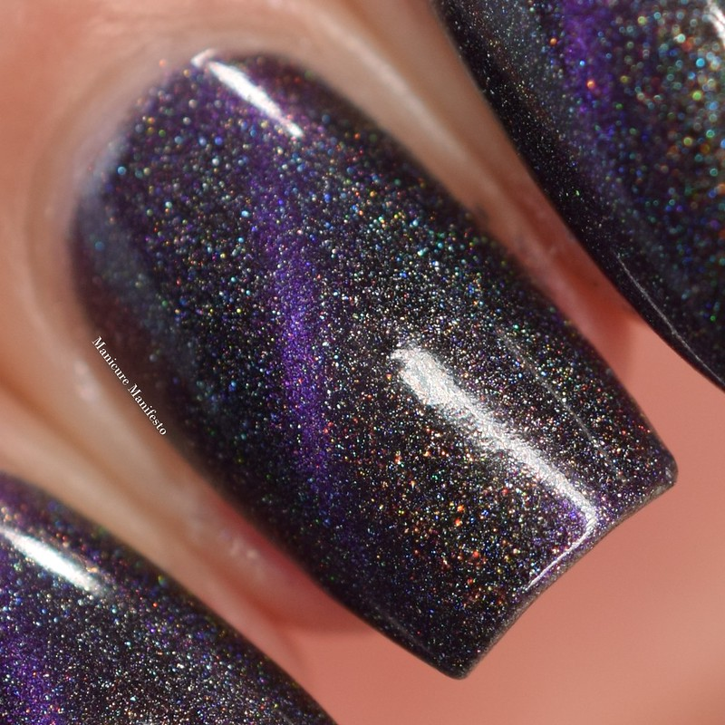Paint It Pretty Polish Magnetic Fields swatch