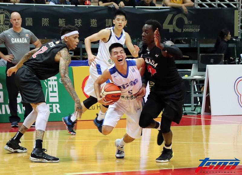 林俊吉拿下全隊最高16分。(林志儒/攝)