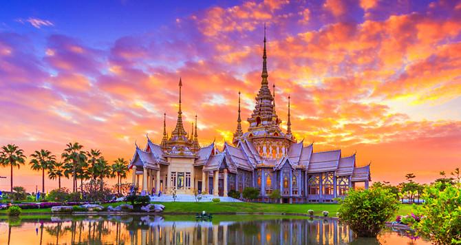 BANGKOK – WAT SAKET - TPHCM